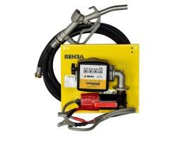 Минизаправка Benza на планшете для ДТ 12В 60 л/мин