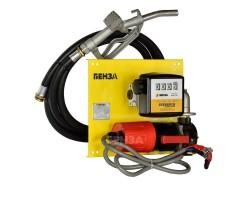 Минизаправка Benza на планшете для ДТ 12В 80 л/мин