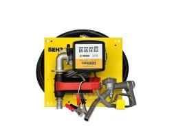Минизаправка Benza на планшете для ДТ 12/24В 40/60 л/мин