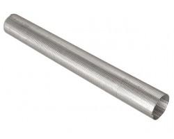 """Металлорукав гибкий (""""гофра"""") оцинкованная сталь D=100 мм L=2 м без фланцев (цена за 1 м)"""
