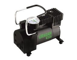 Автомобильный компрессор URAGAN (90110) 35 л/мин  12В прикуриватель