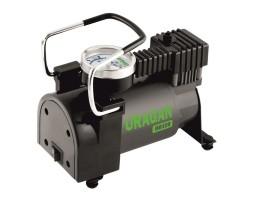 Автомобильный компрессор URAGAN (90120) 37 л/мин,12В, 7 Атм прикуриватель
