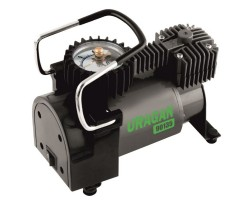 Автомобильный компрессор URAGAN (90135) 37 л/мин,12В, 7 Атм, прикуриватель, кабель 3м