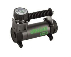 Автомобильный компрессор URAGAN (90180) 35 л/мин, LED индикатор, 12В, 7 Атм, прикуриватель