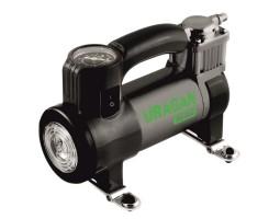 Автомобильный компрессор URAGAN (90190) 35 л/мин, 12В, 7 Атм, сигнальный фонарь