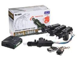 Комплект центральных замков ЦЗ-32011 COBRA Silver с пультом