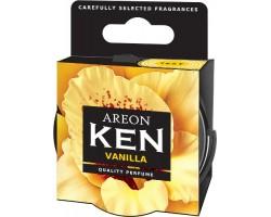 Освежитель воздуха AREON KEN Vanilla