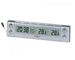 Термометр-часы-подсветка VST 7036