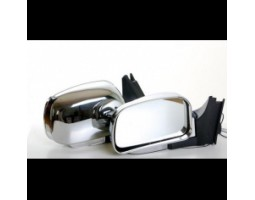 Зеркало боковое SM329810 LADA 2110/Chrome/хром