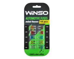 Предохранители WINSO мини, 10шт. (155100)
