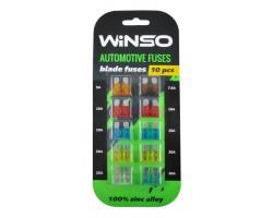Предохранители WINSO стандартные, 10шт. (155200)