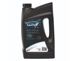 Антифриз WOLF ANTI-FREEZE STANDARD G11 4L (8325182)