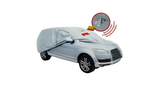 Защитите свой авто от солнца и тепла